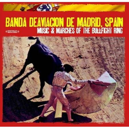Banda De Aviacion De Madrid  Spain   Music   Marches Of The Bullfight Ring  Cd
