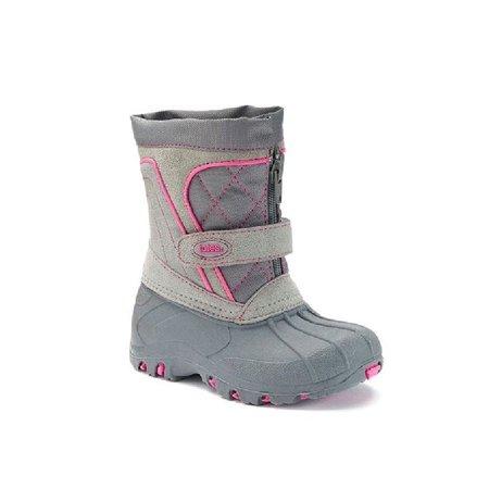 Totes Toddler Girls Winter Boots Tori