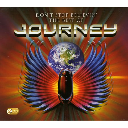 Don't Stop Believin': The Best of Journey (CD)