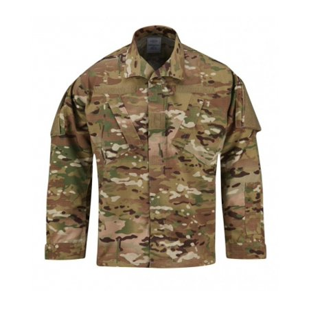 Propper Mens ACU Coat, Multicam, (Acu Jacket)