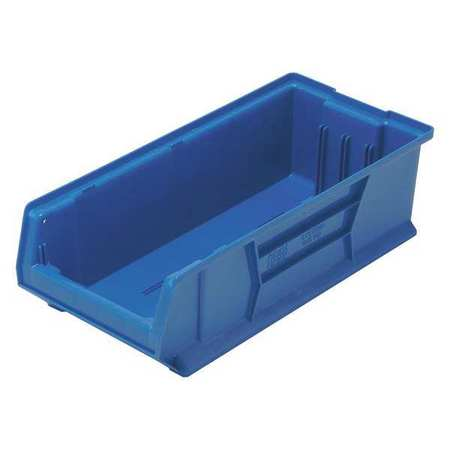 Quantum Storage Systems Hulk Container, 23-7 8 In. X 11 In. X 7 In., Blue by Quantum Storage Systems