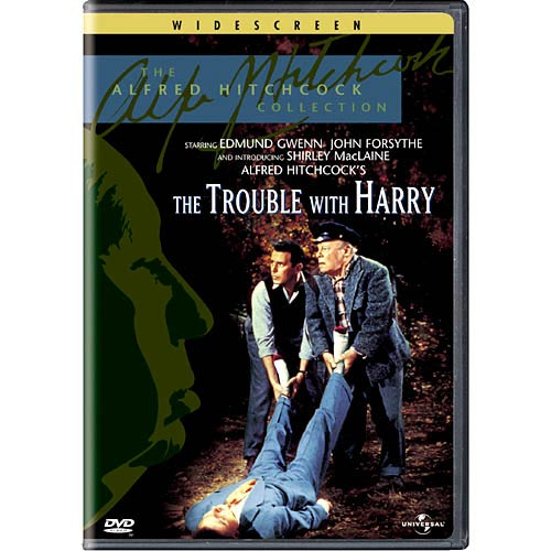 Trouble With Harry, The (Widescreen)