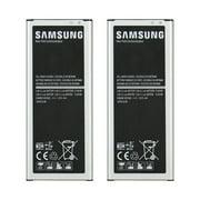 Original Battery For Samsung Galaxy Note 4 Verizon Mobile Phones - EBBN910BBK (3200mAh, 3.85V, Li-Ion) - 2 Pack