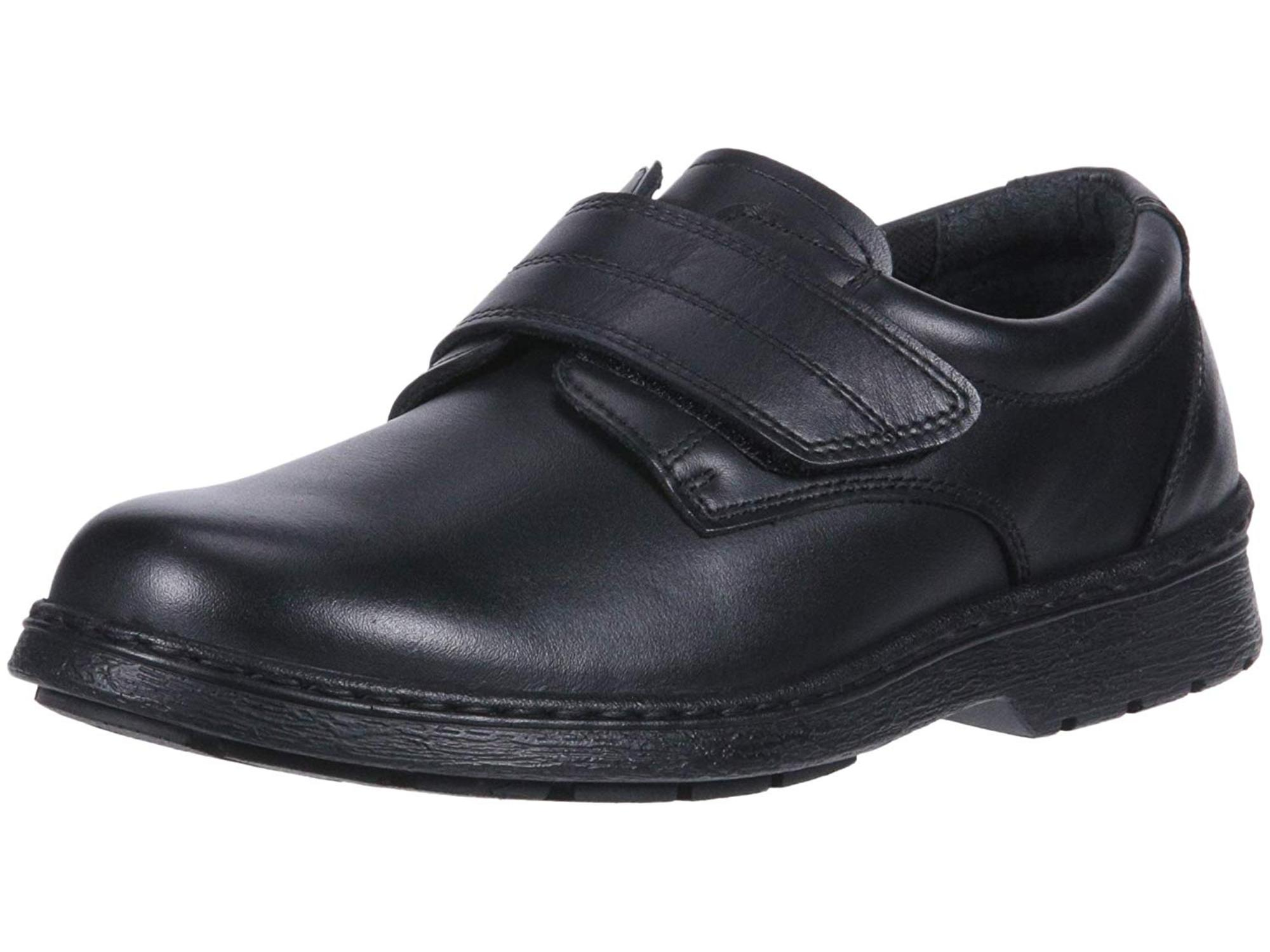 School Issue Eddie H/&Amp;Amp;L Ankle-High Leather Loafer