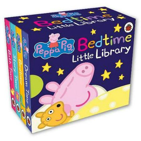 Pug Stationery - PEPPA PIG BEDTIME LITTLE LIBRARY