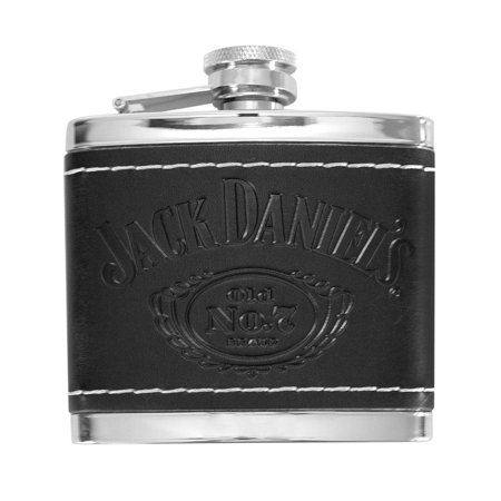 Jack Daniels Black Leather 4 OZ