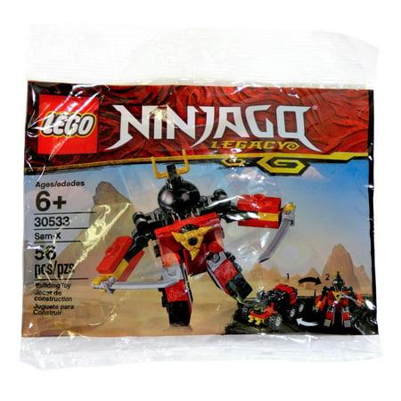 LEGO Ninjago Sam-X Bag 30533