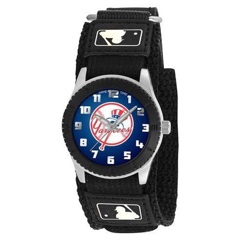 Game Time MLB Black Rookie Series Watch