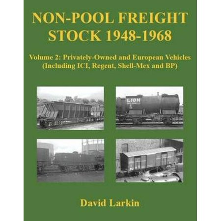 NON POOL FREIGHT STOCK 1948-68 VOL 2