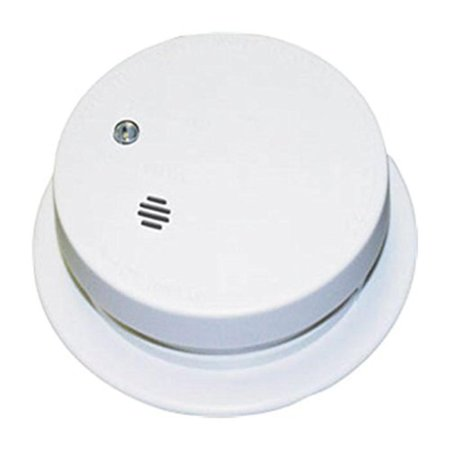 Fire Sentry i9040E Smoke Alarm, 9 Volt batteries required (best with Polaroid 9 Volt batteries) By Kidde - Kidde Front Load Battery