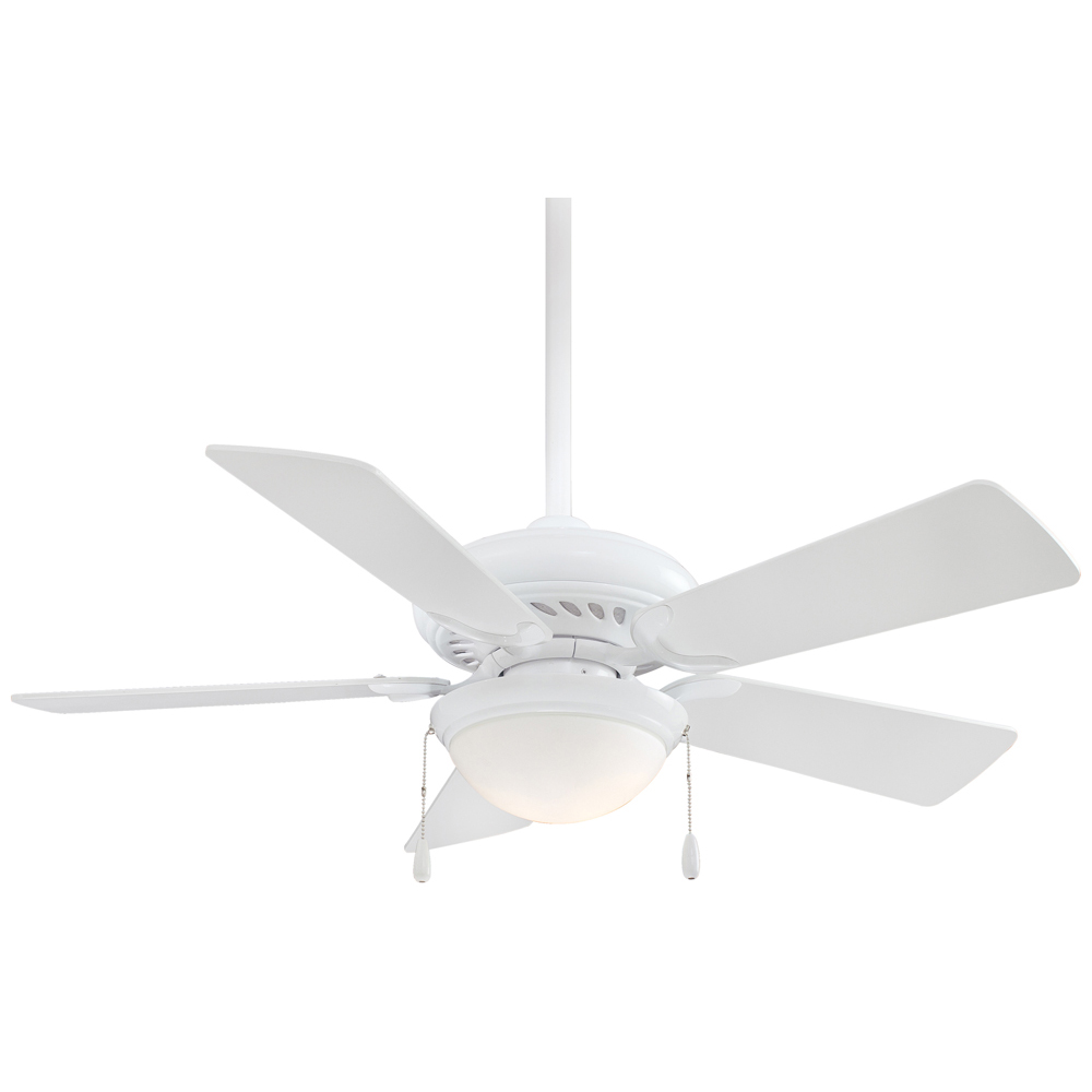 MINKA AIRE F563-SP-WH CEILING FAN WHITE