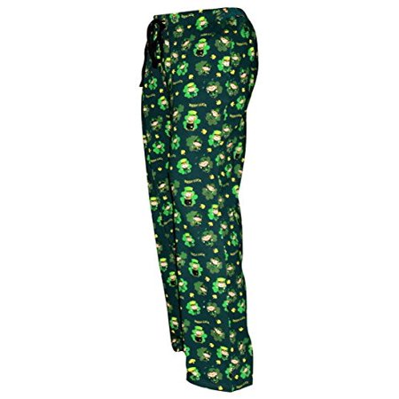 fcfadadeb Unique Baby - UB Adult ST Patrick's Day Leprechaun Matching Family Pajama  Pants (S) - Walmart.com