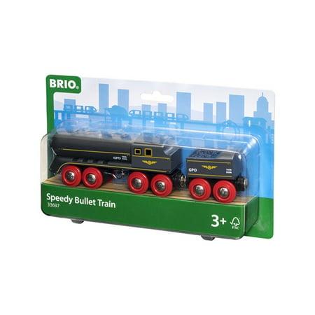 BRIO - 33697   Speedy Bullet Train - image 1 de 3