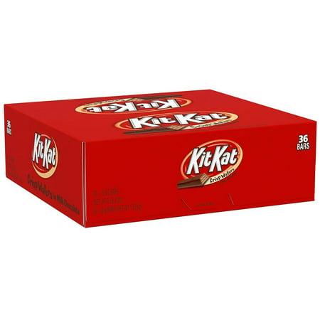 Kit Kat Wafer Bars (1.5 oz., 36 ct.)