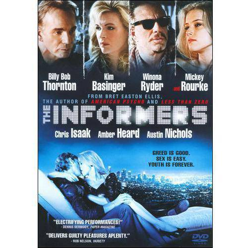 The Informers (Anamorphic Widescreen)