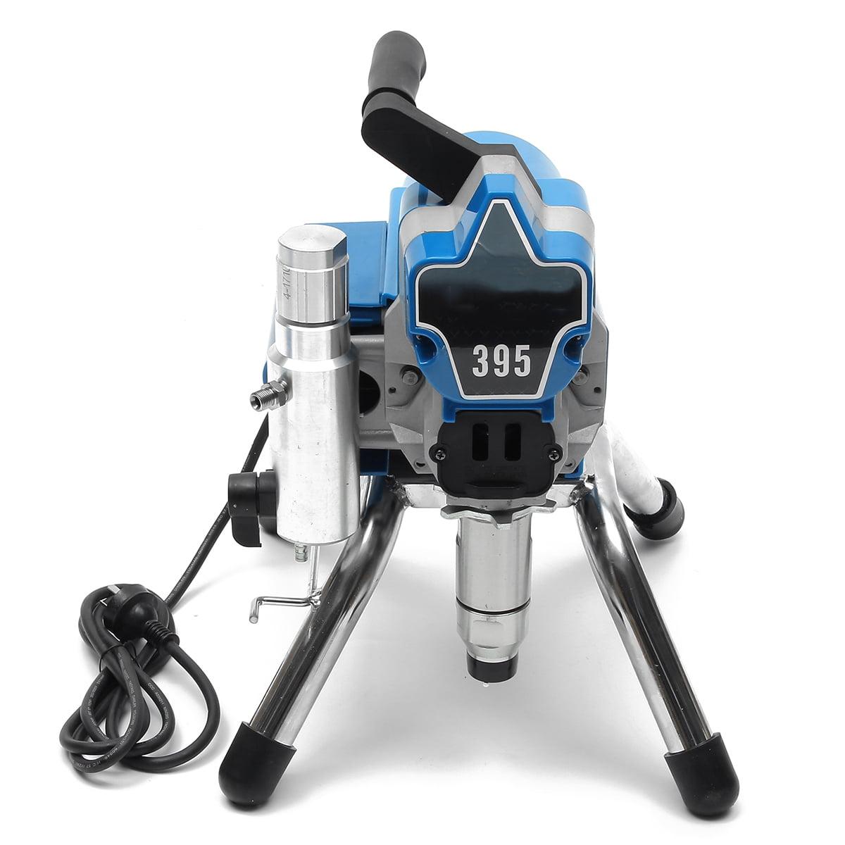 Moaere 220V High Pressure 395 Airless Paint Spray Gun Spraying Machine 3000PSI