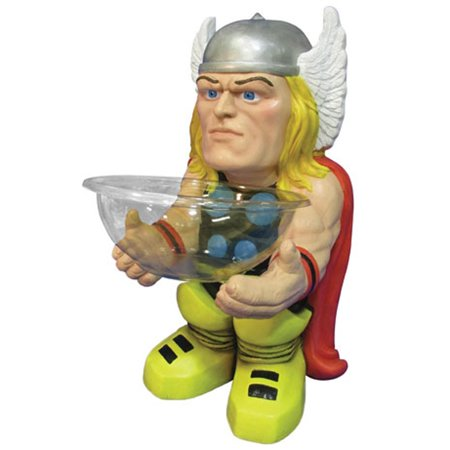 Thor Candy Bowl Holder Halloween Decoration - Rock Candy Halloween Flash