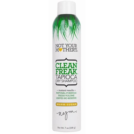 Not Your Mother's Clean Freak Tapioca Dry Shampoo, 7