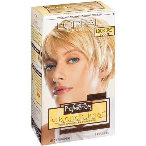 L'Oreal Paris Preference Les Blondissimes #03