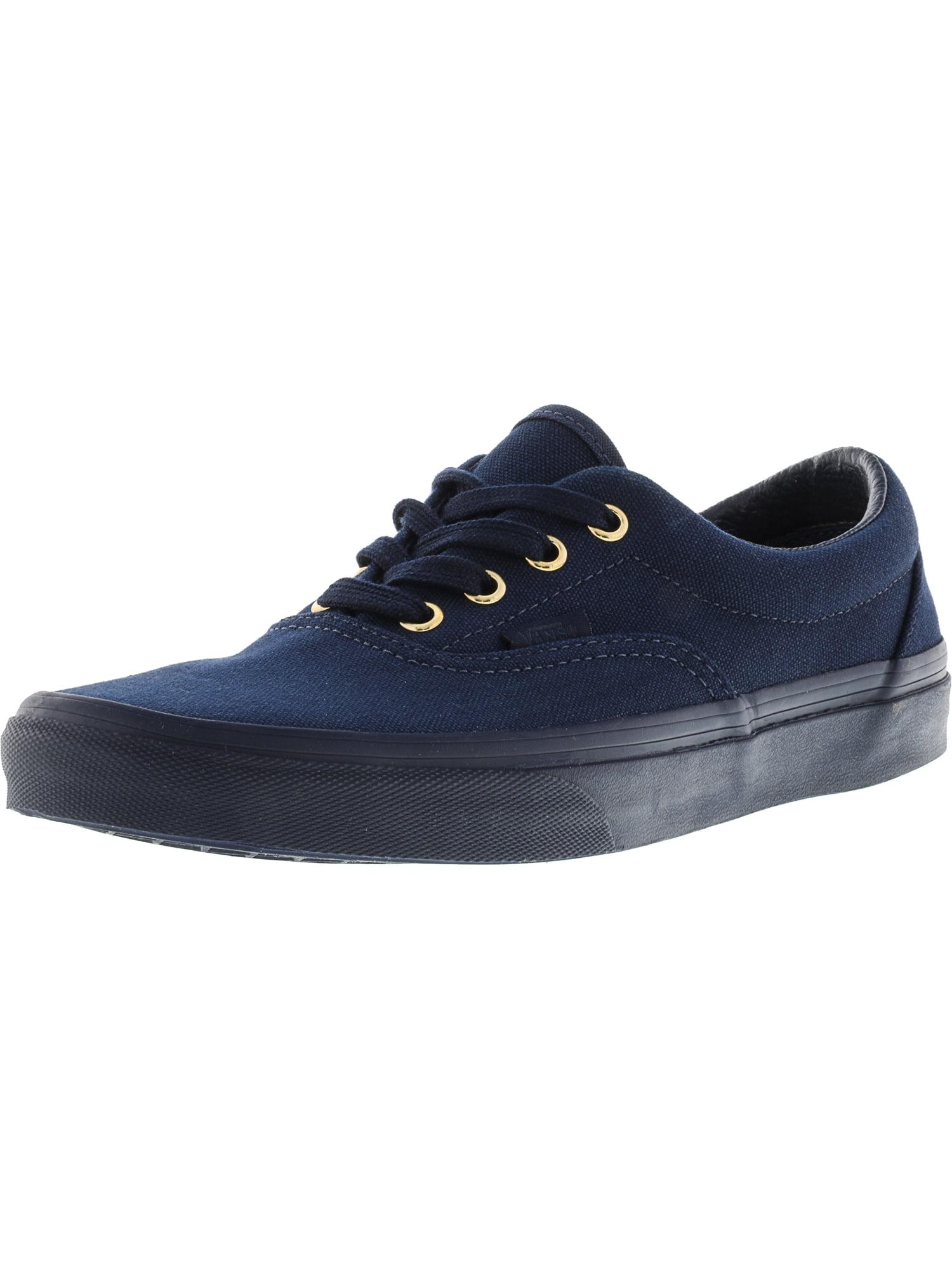 Vans Era Gold Mono Dress Blues Ankle