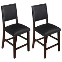 Angel Line Kirkland 24'' Bar Stool (Set of 2)