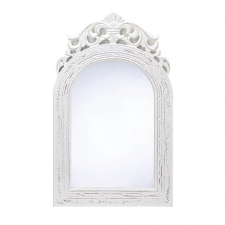 ARCHED-TOP WALL MIRROR ()
