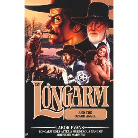 Longarm #283: Longarm and the Ozark Angel - eBook
