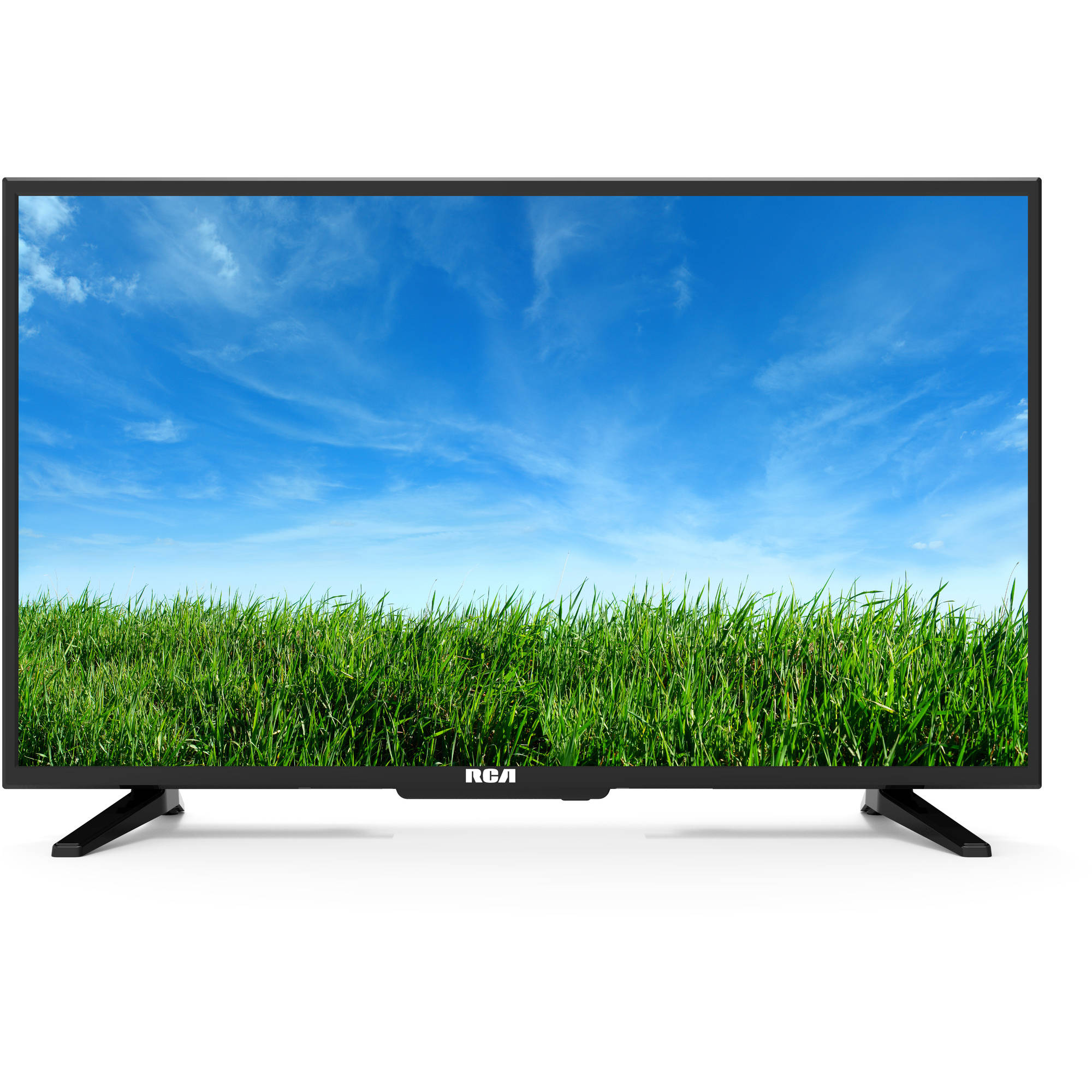 """RCA 32"""" Class FHD (1080P) LED TV (RLDEDV3289) with Built-in DVD"""