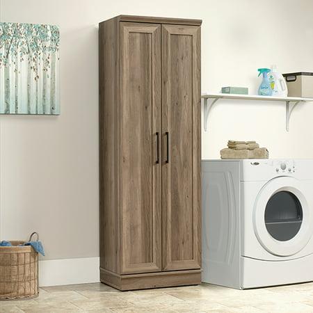 Sauder HomePlus Storage Cabinet, Salt Oak Finish - Walmart.com