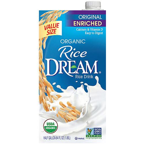 Rice Dream Organic Original Rice Drink, 64 fl. oz.
