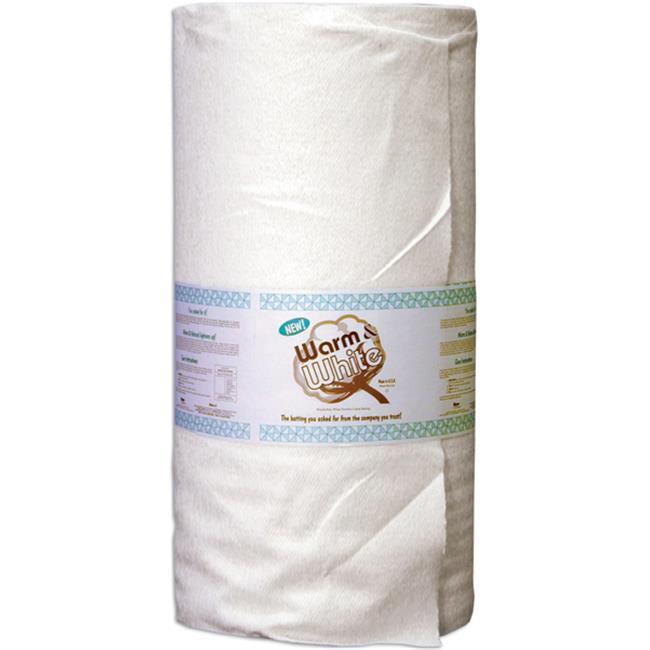 "Warm Company Warm 100 Cotton Batting-queen Size 90/""x110/"""