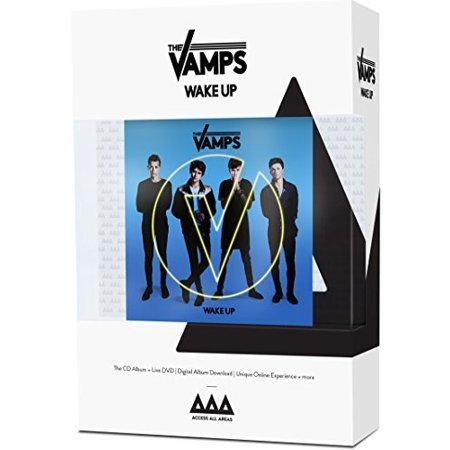 Vamps Wake Up Access All Areas Edition Cd Walmart Com