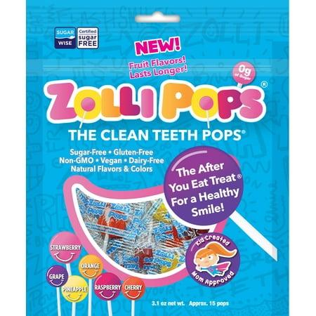 Zollipops 15ct Fruit