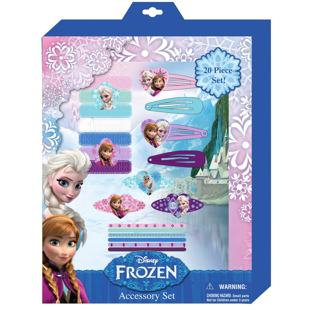 Frozen Accessory Set (20 Pc. Set) - Party Supplies