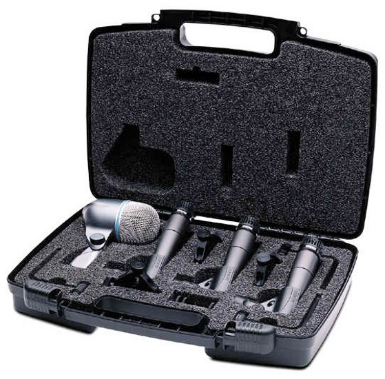 Shure DMK57-52 Drum Microphone Kit by Shure