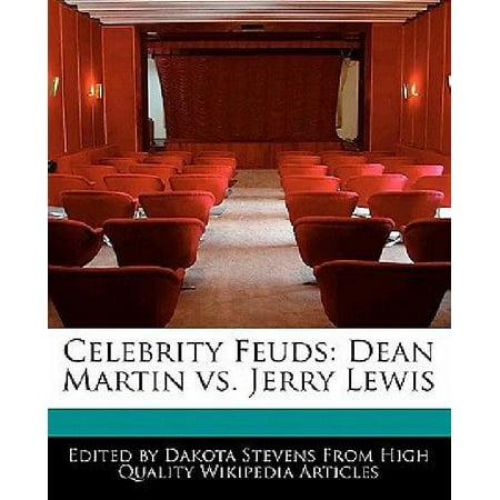 Celebrity Feuds: Dean Martin vs. Jerry Lewis - image 1 of 1