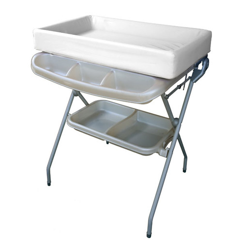 Baby Diego Posh Baby Bathtub and Changer Combo by Baby Diego