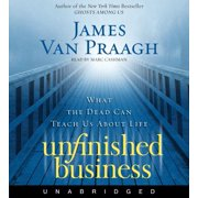 Unfinished Business - Audiobook