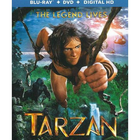 Tarzan (Blu-ray)](Tarzan Movie Adult)