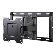 "Ergotron Neo-Flex Cantilever, UHD - Mounting kit (wall plate, monitor plate, motion arm, spider adapter, cable management hardware) for LCD / plasma panel (Lift and Lock) - black - screen size: 37""-70"""