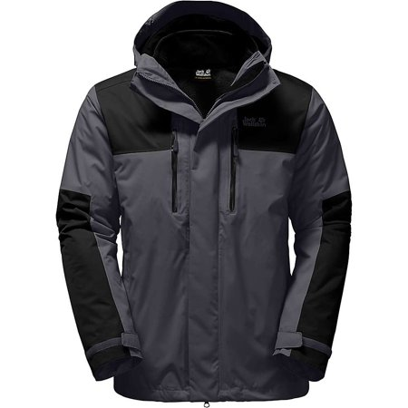 Jack Wolfskin Men's Jasper 3 in 1 Jacket ()