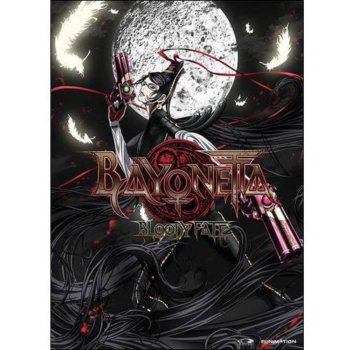 Bayonetta: Bloody Fate (Anime Movie) (Japanese) (Blu-ray + DVD) (Widescreen) by