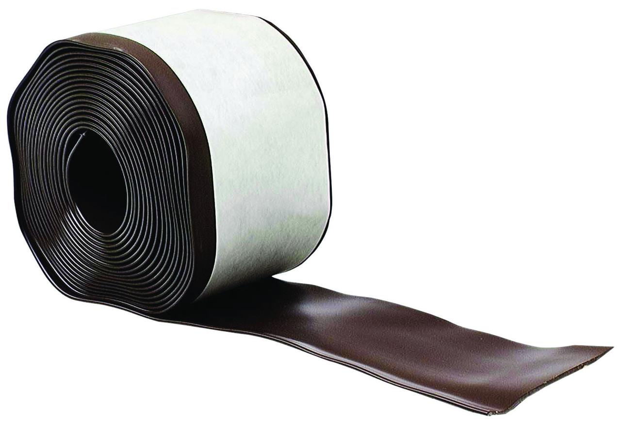 W White M-D Building Products  Coved  Wall Base  Vinyl  4 in H x 20 ft