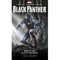 Who is the Black Panther? : A Novel of the Marvel Universe