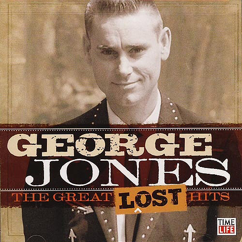 George Jones - Lost Hits-Plus! [CD]
