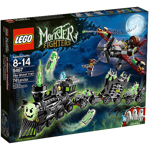 LEGO Monster Fighters The Ghost Train Play Set
