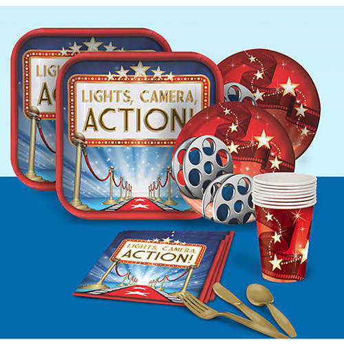 Hollywood Lights Party Pack