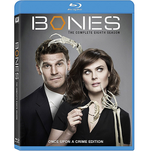 Bones: The Complete Eighth Season (Blu-ray) (Widescreen)