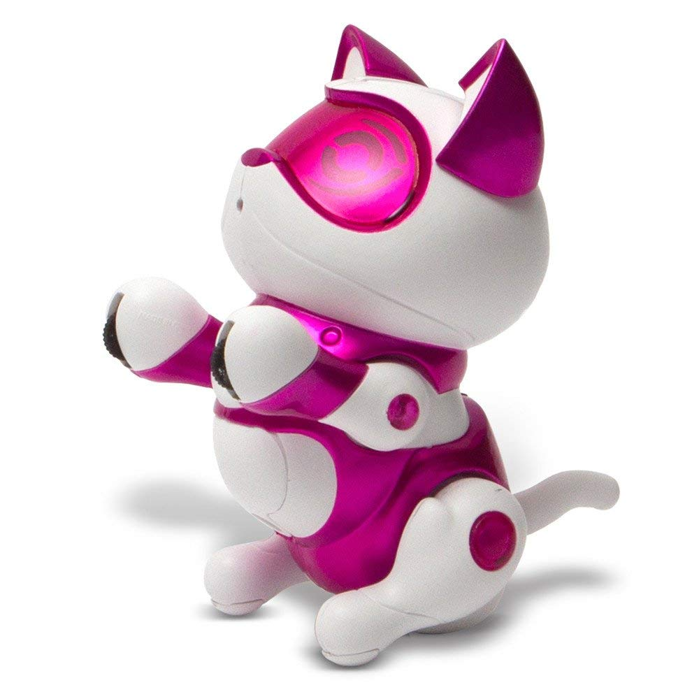 Tekno Robotic Pets, Newborn Kitty, Pink