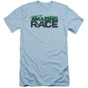 The Amazing Race Race World Mens Slim Fit Shirt